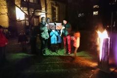 22. Dezember 2017, Römerstrasse 22, «Weihnachtssingen»